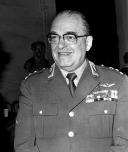 Il generale Carlo Alberto Dalla Chiesa